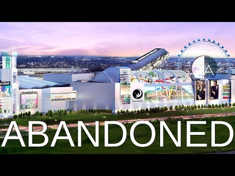 Abandoned - American Dream Mall