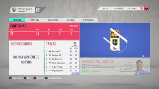 FIFA20 - MODO CARRERA - COMENZAMOS LA COPA DEL REY - MALAGA C. F. #4