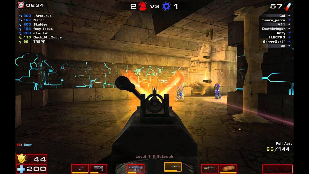 UT 2004 mod => Ballistic Weapons Mods => Junkwars Pack