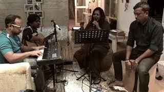 Unplugged covering shesh korona by Fahmida Nabi