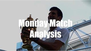 Djokovic Completes Comeback with Wimbledon Title, Roof CONTROVERSY, Q & A   Monday Match Analysis