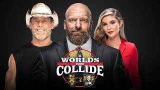 WWE Worlds Collide Q&A with Triple H and Shawn Michaels