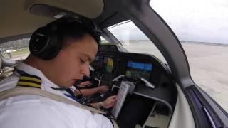 Life of an executive jet pilot