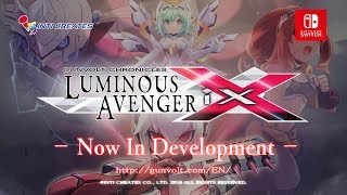 Luminous Avenger iX - Teaser Trailer