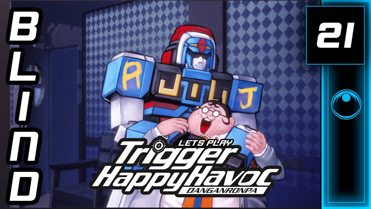 Lets Play | Danganronpa: Trigger Happy Havoc #21 - Hammers Of Injustice