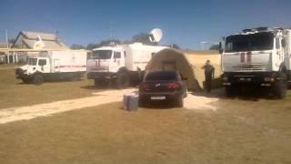Беженцам из ДНР эластичные резервуары от НПФ