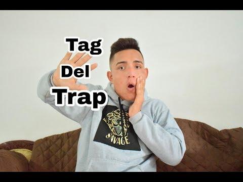 TAG DEL TRAP  | carlos vasquez