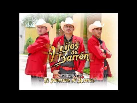 Los Hijos De Barron -  Para Que Vayan & Digan [Estudio] 2012