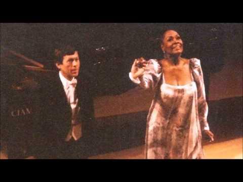 Shirley Verrett in Recital (Roma, 1986)