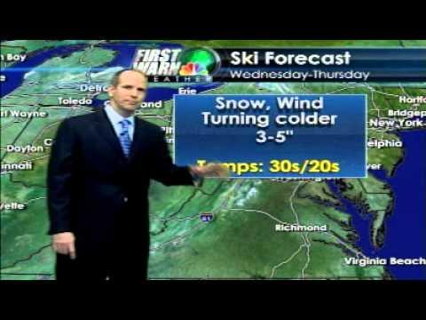 Beech mountain ski resort weather forecast