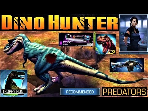 Dino Hunter [Trophy Hunts With Exotic Series Guns In All Regions]