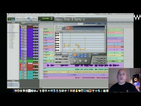 Waves Tune Pitch Correction Plugin – Tips & Tricks - YouTube
