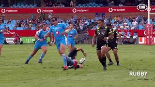 2018 Super Rugby round two: Bulls vs Hurricanes