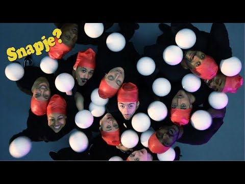 Snapje? ft. Giovanca & ISH Dance Collective - Watermoleculen | Het Klokhuis