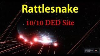 Rattlesnake - 10/10 DED Site - EVE Online