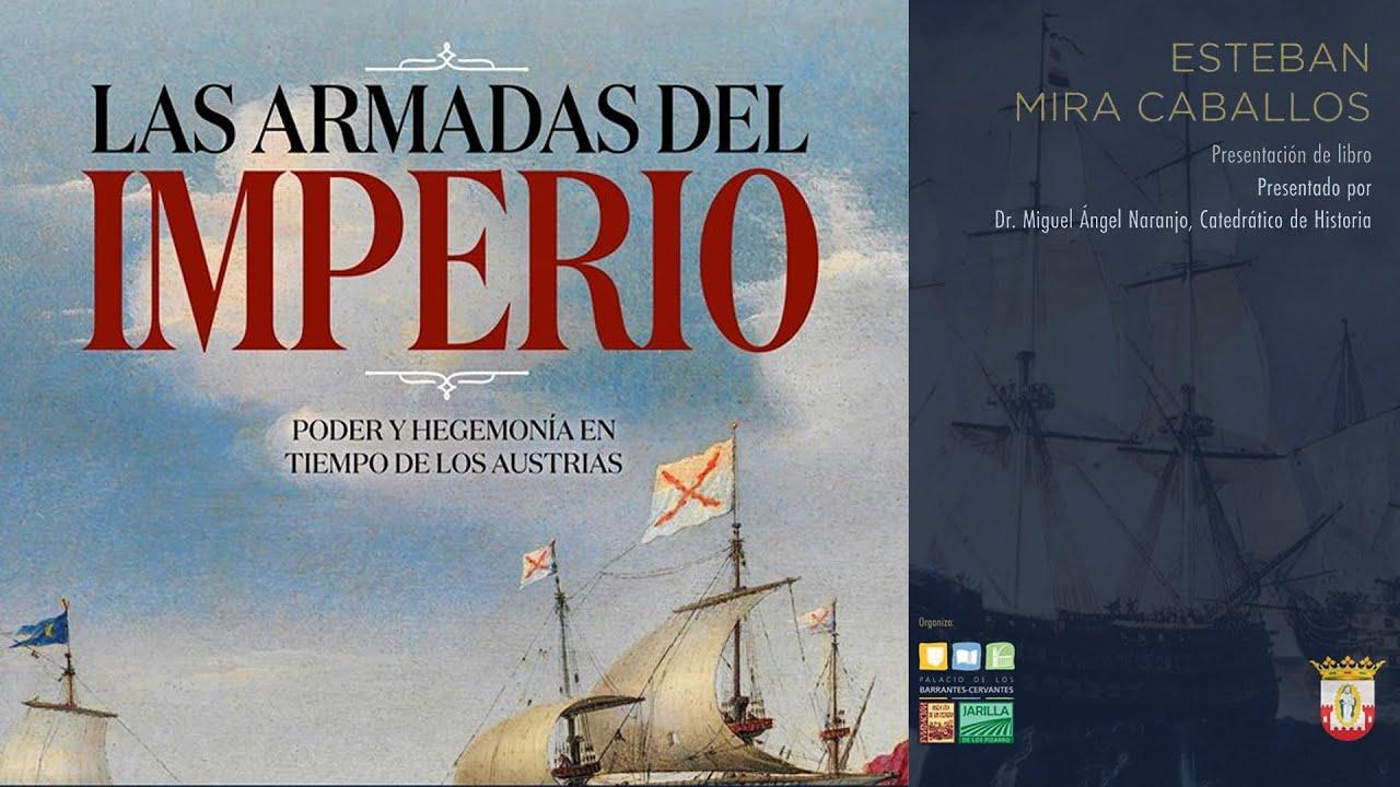 """Presentación del nuevo libro de Esteban Mira Caballos, """"Las ..."""
