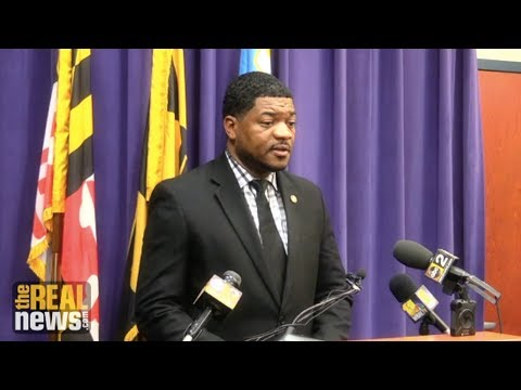 Departing Official says Baltimore is Over-Policed