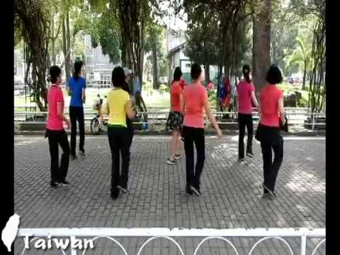 GIRL YOU ARE MY LOVE - Line Dance ( Tina Chen Sue-Huei)