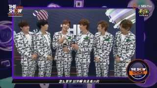 [土豆中字]150303 U-KISS The Show China Choice(Chinese sub)