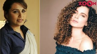 Kangana Ranaut supports Rani Mukherjee's views on empowering women | #MeToo Movement
