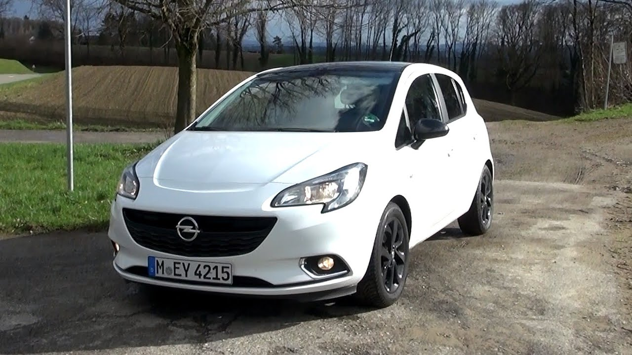 2015 opel corsa 1 4 ecoflex 90 hp test drive youtube. Black Bedroom Furniture Sets. Home Design Ideas