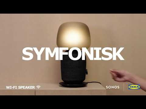 IKEA's New 'Symfonisk' Sonos Speakers With AirPlay 2 Now Available for Purchase