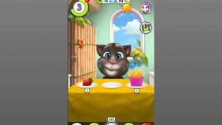 Мой говорящий Том - видео обзор игры