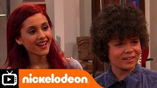 Sam & Cat | Secret Safe | Nickelodeon UK