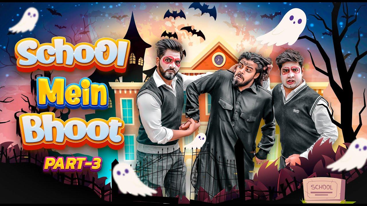 Download SCHOOL MEIN BHOOT - Part 3 || JaiPuru