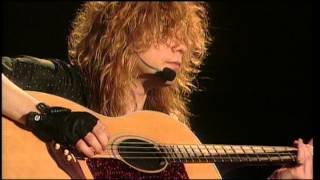 "DEF LEPPARD - ""Two Steps Behind"" (Acoustic) (Official Music Video)"