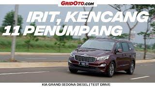 Tes Lengkap Kia Grand Sedona Diesel | Test Drive | GridOto