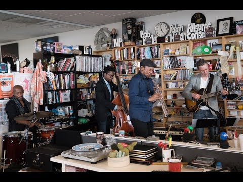 Ravi Coltrane Quartet: NPR Music Tiny Desk Concert