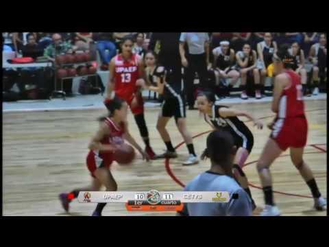 Semifinal Femenil UPAEP vs CETYS  / 8 Grandes / Liga ABE