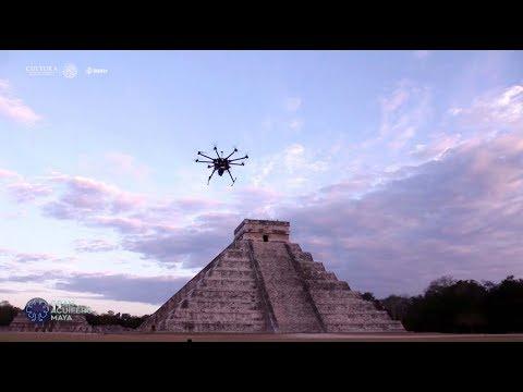 Chichén Itzá, mapeo subterráneo de la geografía sagrada