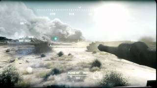 Battlefield 3: Thunder Run | Gameplay Trailer