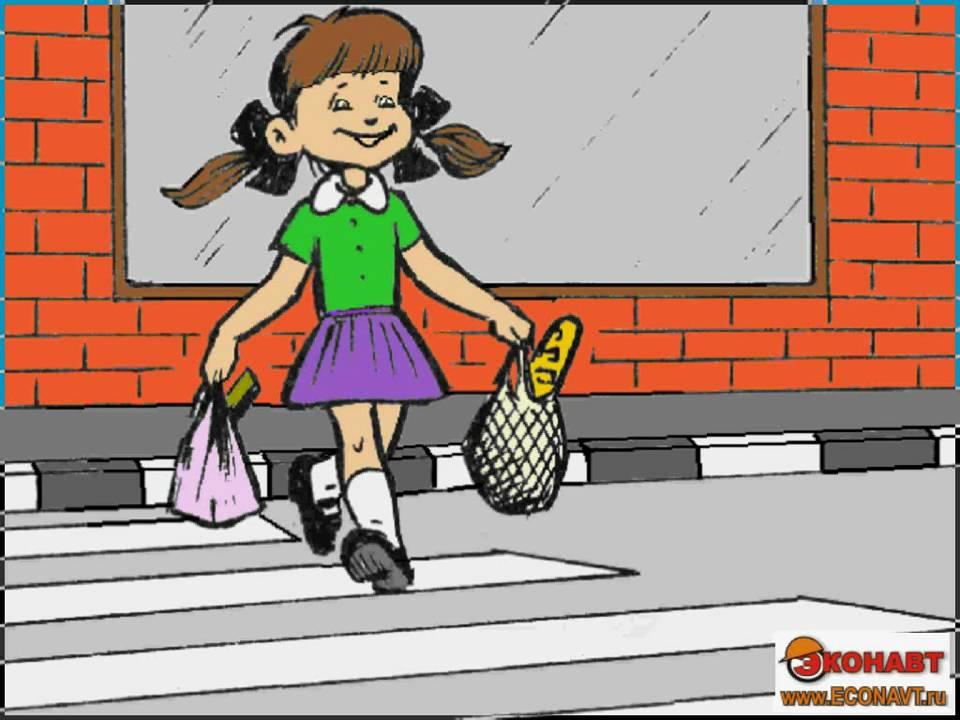 Учебный фильм Безопасность детей в транспортном мире
