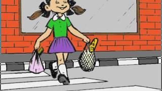 Учебный фильм Безопасность детей в транспортном мире(Учебный фильм по основам безопасности жизнедеятельности (ОБЖ) Состав библиотеки: Мы и транспортный мир...., 2010-03-01T10:39:38.000Z)