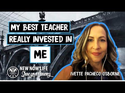 My favorite Teacher (Hope)