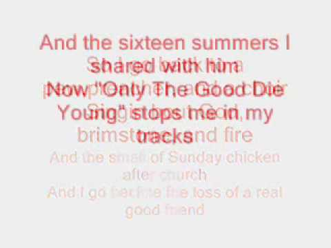 Kenny Chesney - I Go Back (lyrics)