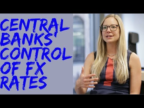 The Role of Central Banks in Foreign Exchange Markets