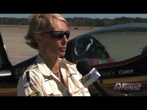 Aero-TV Profiles Cecil Field 2009: An Airshow For Alan He...