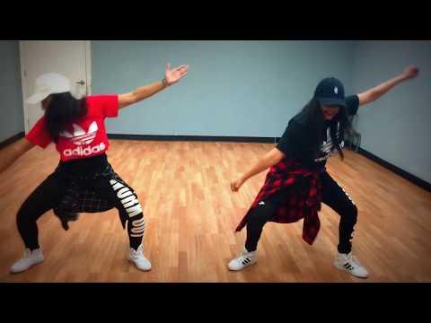 """Mi Gente"" J-Balvin ft Willy William Zumba routine"