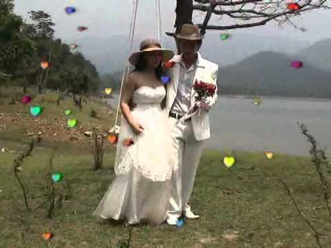 Clip Ngoại cảnh Đám cưới Tuấn Quỳnh 002