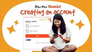 TAOBAO 101: Easiest Way To Create TAOBAO Account (with English)