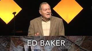 Thriving in a Broken World: Wisdom - Ed Baker