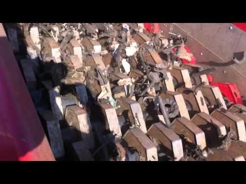 02 - Car fluff - ECOSTAR dynamic screening system