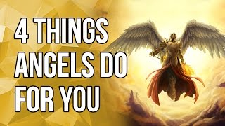 4 Things Angels Will Do For You — Ted Shuttlesworth Jr. // Truth For Life #37