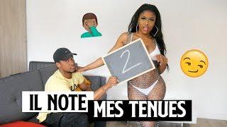 MON COPAIN NOTE MES TENUES D'ÉTÉ 😂😏 (LUPSONA)