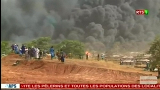 Several people killed in fire at religious retreat in Senegal