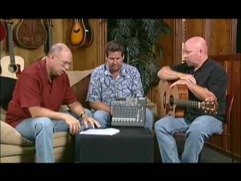 Taylor Guitars Expression System (ES) - Using A Mixer